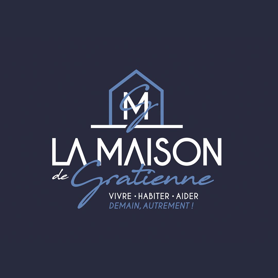 Maison de Gratienne logo - Magalie Halley