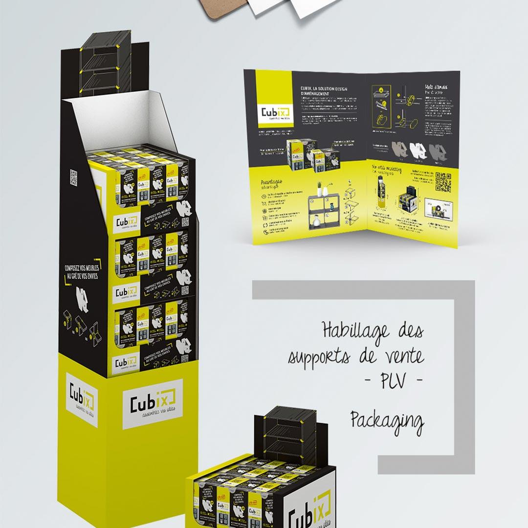 Projet Cubix portfolio